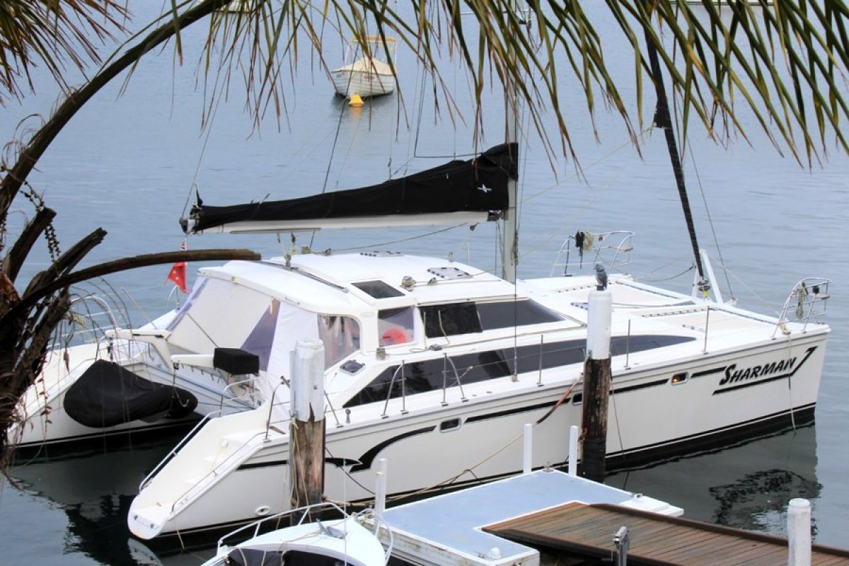 Used Perry 43 Catamaran For Sale Yachts For Sale Yachthub