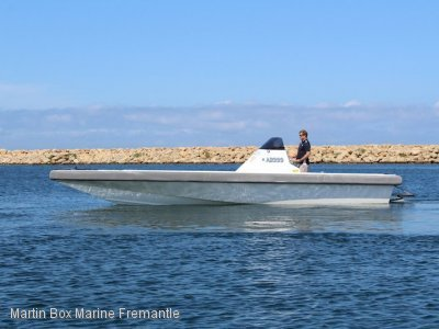 Peter Milner 32 Centre Console (Ultimate Rotto Boat) **PMY 32**