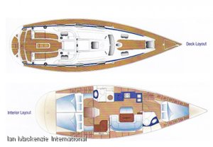 Jeanneau Sun Odyssey 50 DS Shoal Draft