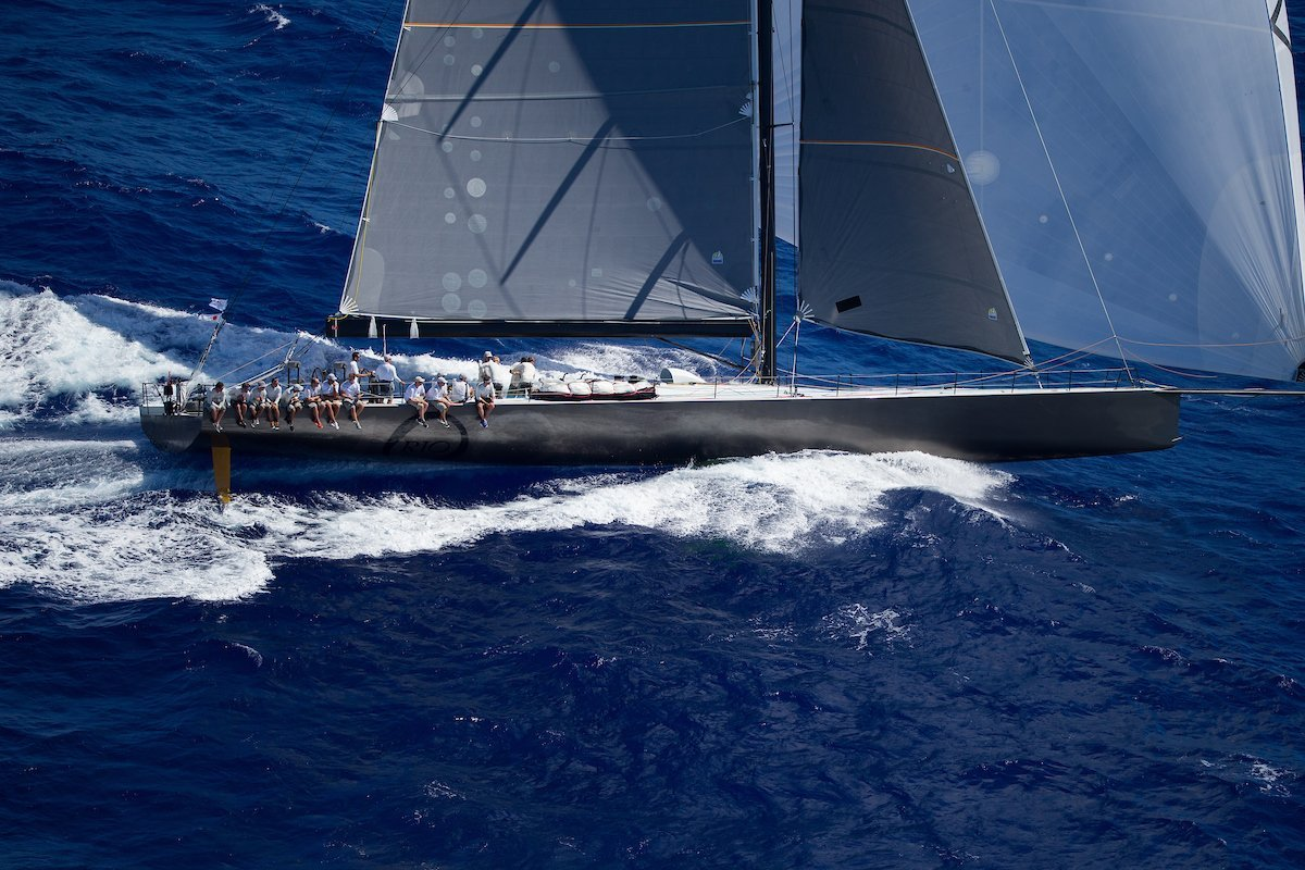 Bakewell-white Custom 100: Sailing Boats | Boats Online for