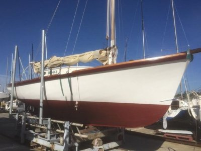 Couta Boat 26 IN AMSA SURVEY 2D AND 2C