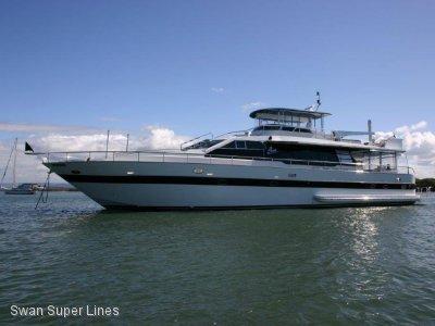 Hershine Long Range Fast Motor Yacht