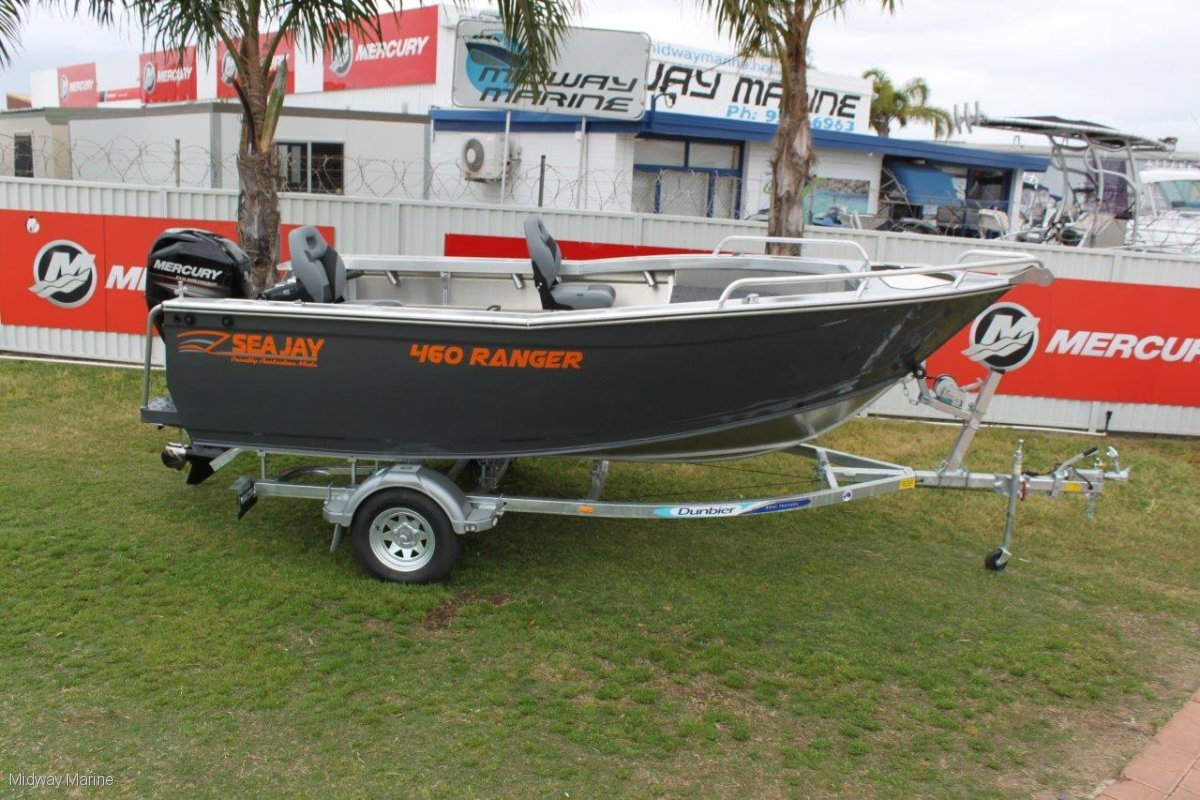 New Sea Jay 4.60 Ranger ***IN STOCK***
