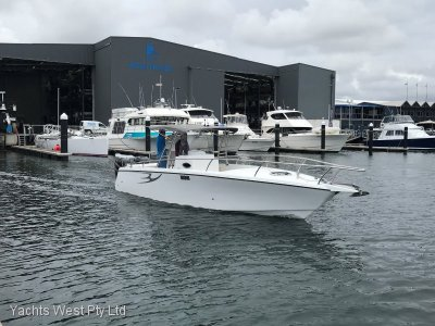 "Comet Bay Thunder 31 Center Console "" BRAND NEW 300hp VERADOS """