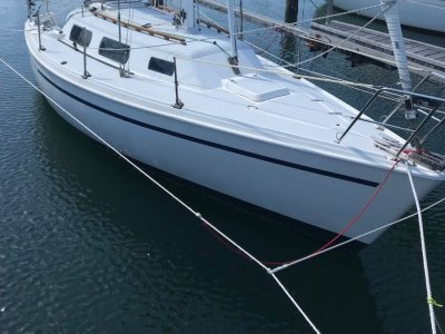 Swarbrick Spacesailer 27 Fantatstic upwind Pen available