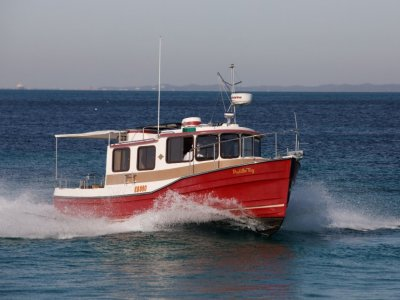Ranger Tugs R27 - Go anywhere, do anything kind of boat