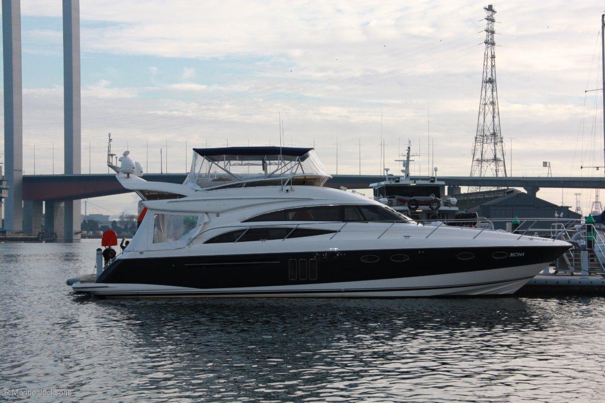 Princess 58 Boat Brokers of Tasmania