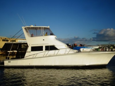 Cheoy Lee 48 Sportsfisher GREAT VALUE AND PRICED TO SELL!