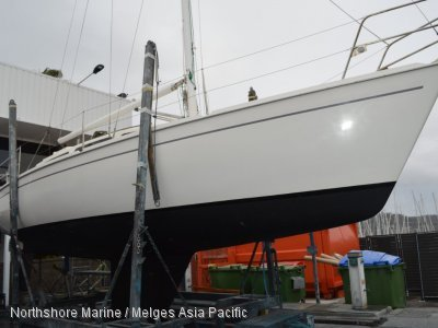 Northshore 33 Immaculate example, New engine & pro, New rigging,