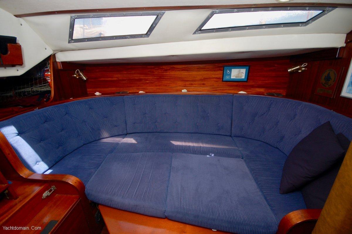 Sweden Yacht C34