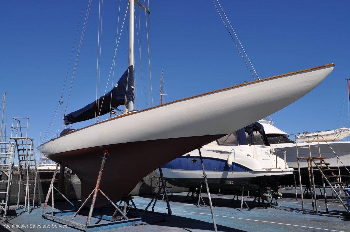 Charlie Peel International 9 metre 54 Foot Racer Cruiser