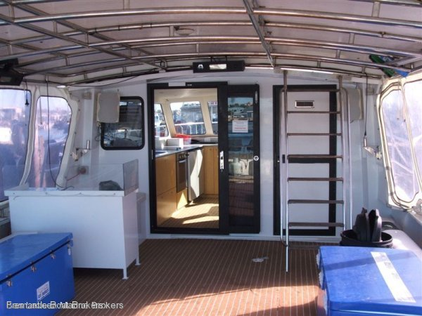Westcoaster 50 Charter Business opportunity