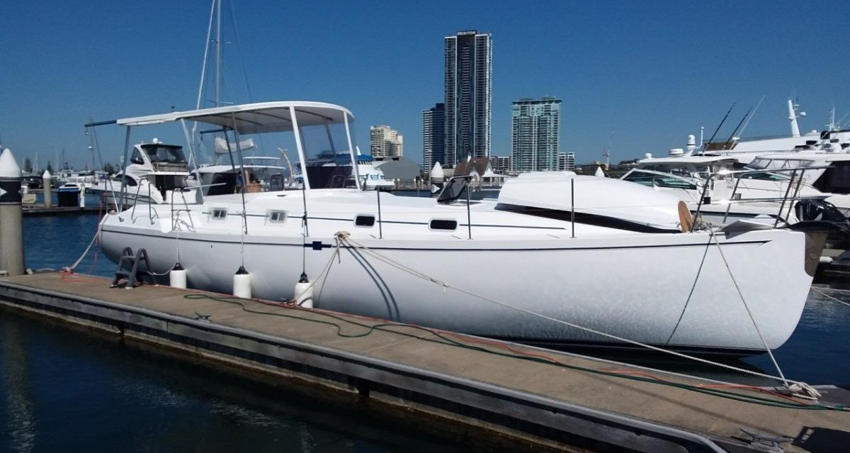 Catalina Custom 38 Cruiser - what were they thinking? - Sailing Anarchy - Sailing Anarchy Forums