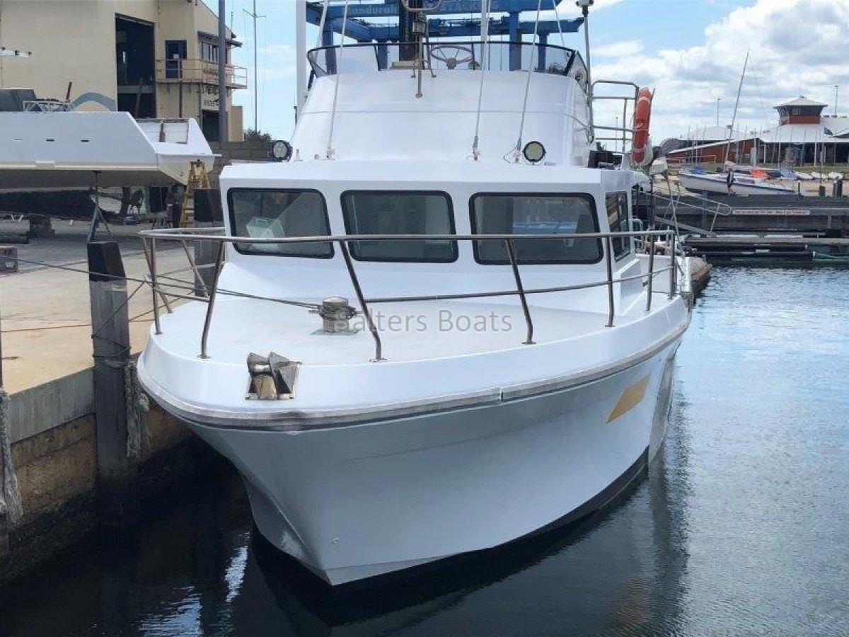 Westcoaster Crayboat 52'