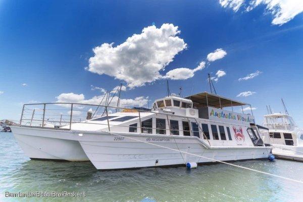 Hydrofield Ferry 100 Pax