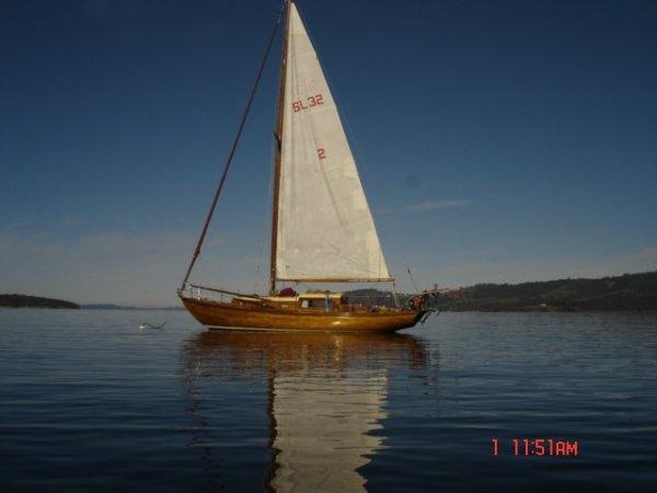 Slaabye-Larsen 32 Timber Yacht