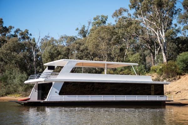 Houseboat Holiday Home on the Murray River @ DCM.:FTMM @ DCM on Murray River