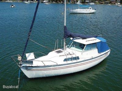Sunbird Motor Sailer 25