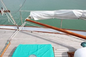 Petersen Yacht/Brigantine 70ft - traditional style