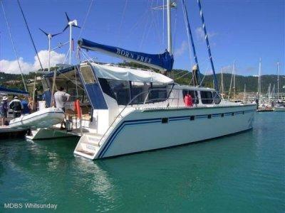 Brady 48 Catamaran