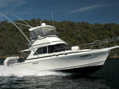 Caribbean 35 Flybridge Cruiser - SOLD