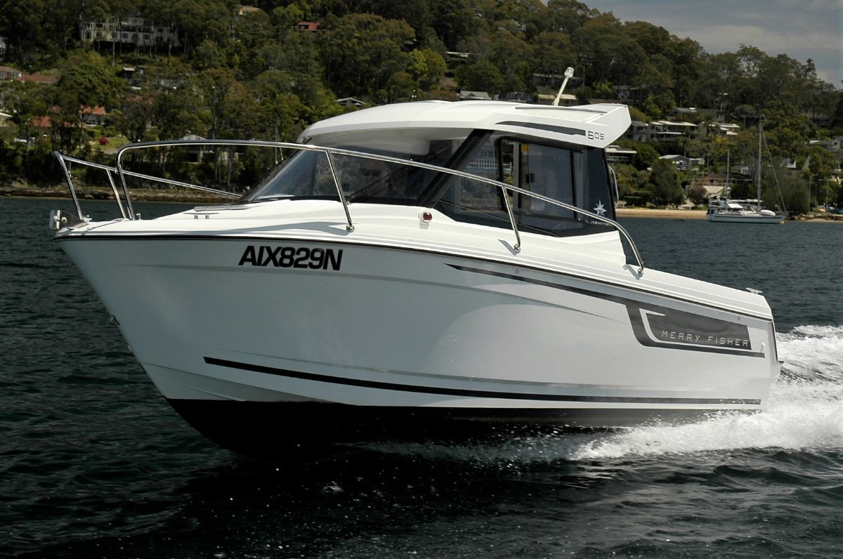 Used Jeanneau Merry Fisher 605 For Sale Boats For Sale