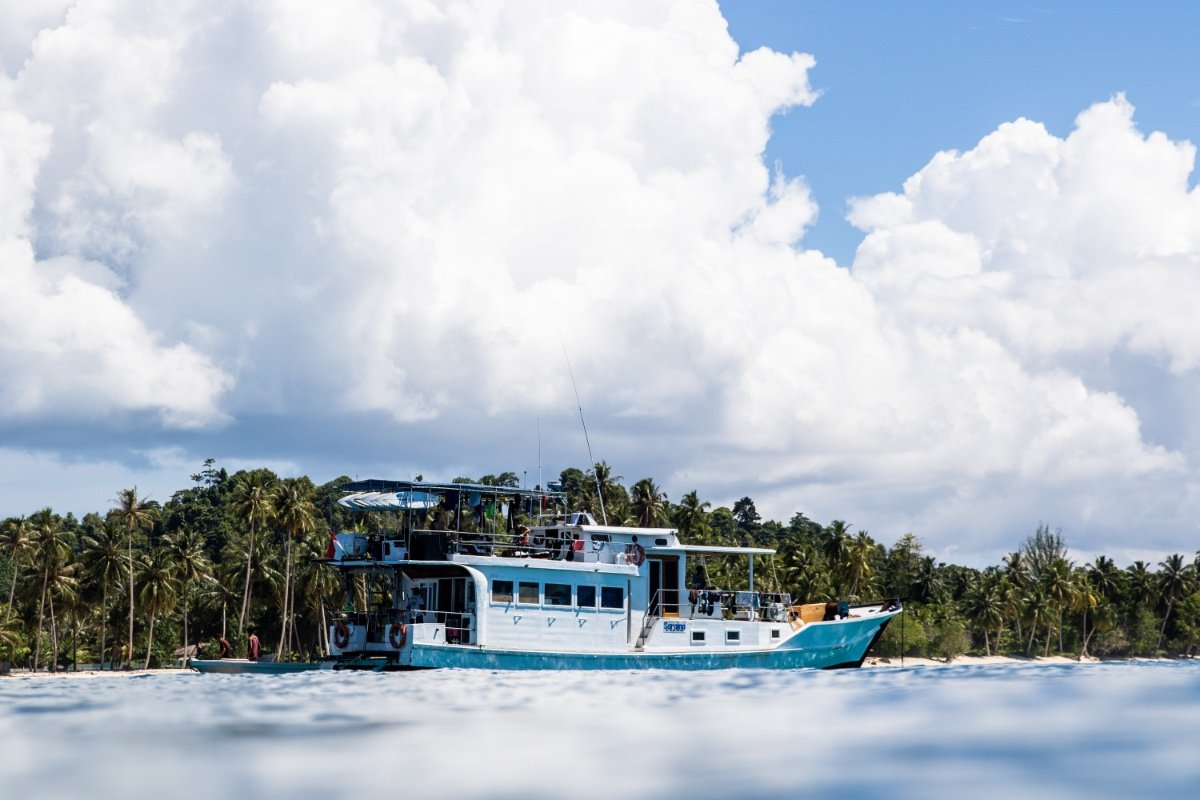 Charter Boat & Business for sale