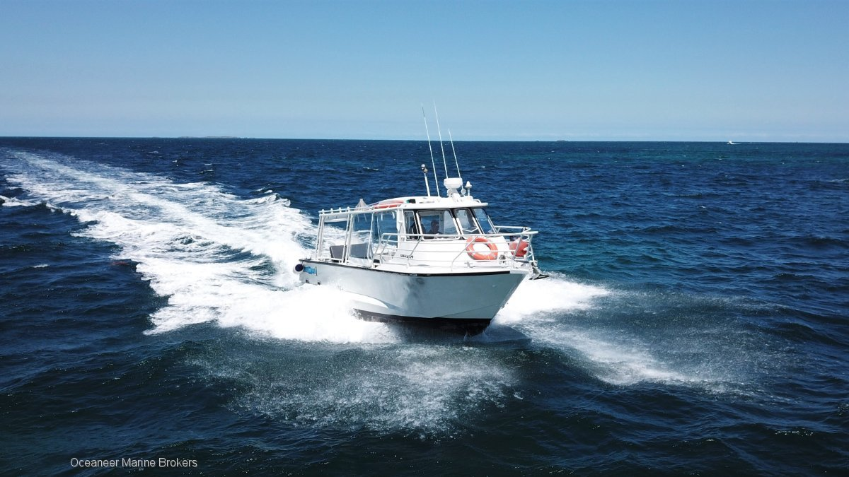 Seaquest Charter Vessel