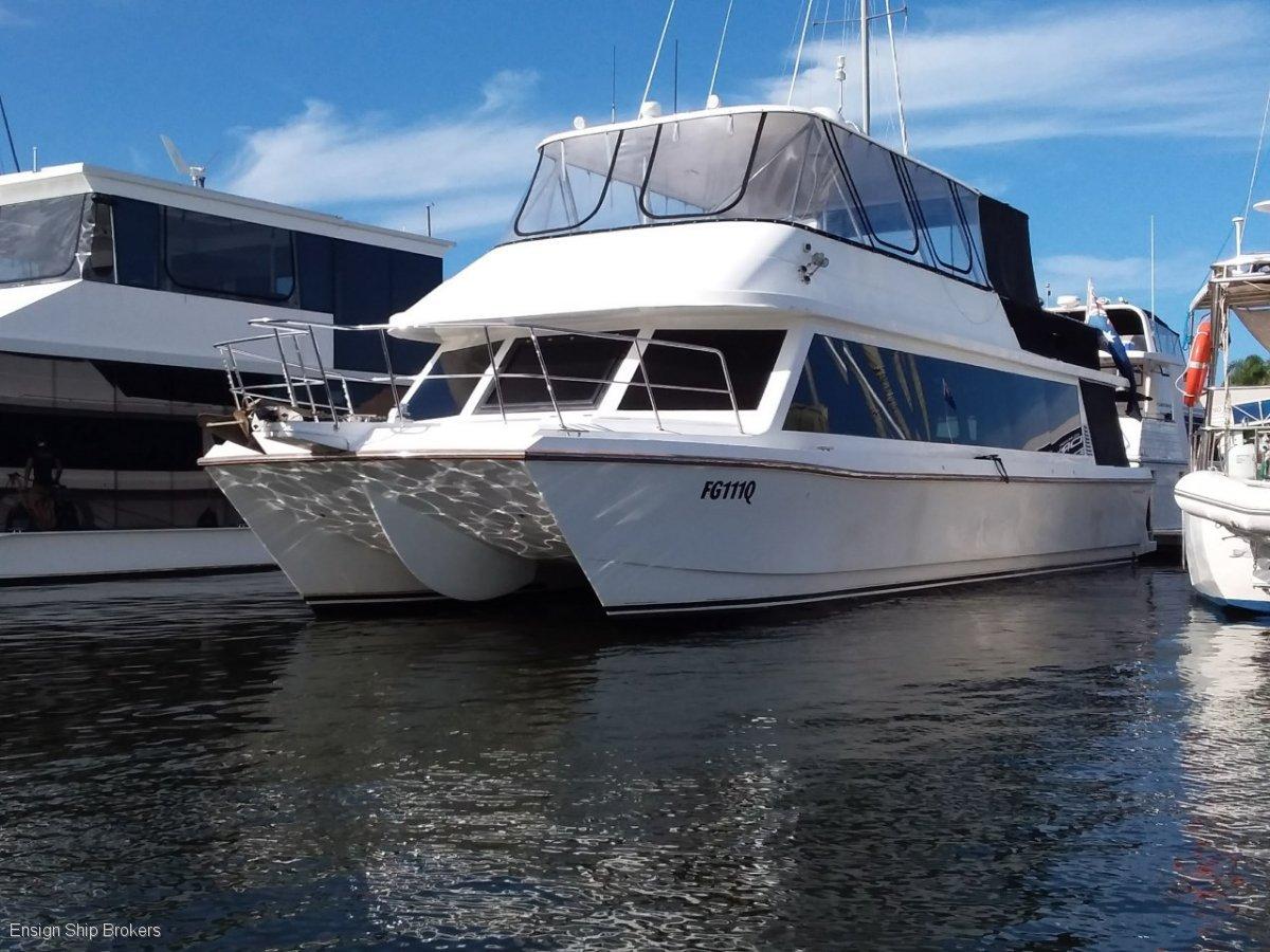 Innovation Catamaran 488 Powercat