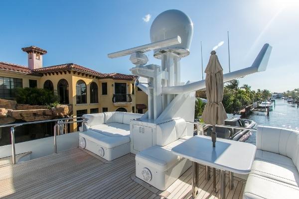 Oceanfast Motor Yacht