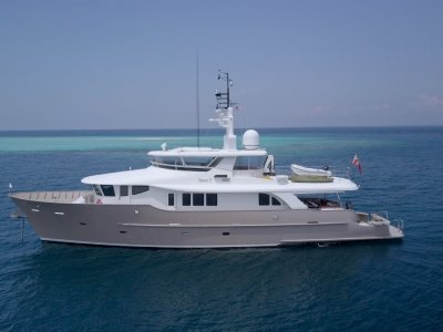 Expedition Long Range Motor Yacht