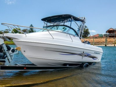 Haines Hunter 595 Offshore 150hp Four Stroke Yamaha Outboard $74,900