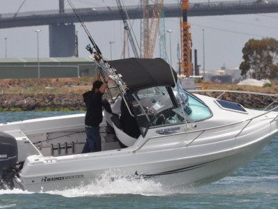 Haines Hunter 565 Offshore 4 Stroke 130hp Yamaha Outboard $62500.00