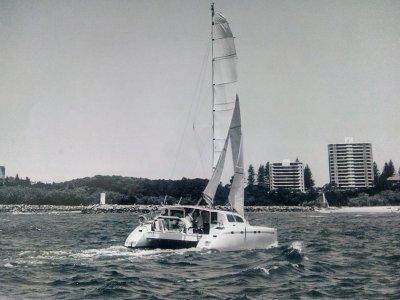 Rogers Catamaran 9.6m