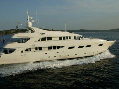 140' Aluminium Luxury Superyacht