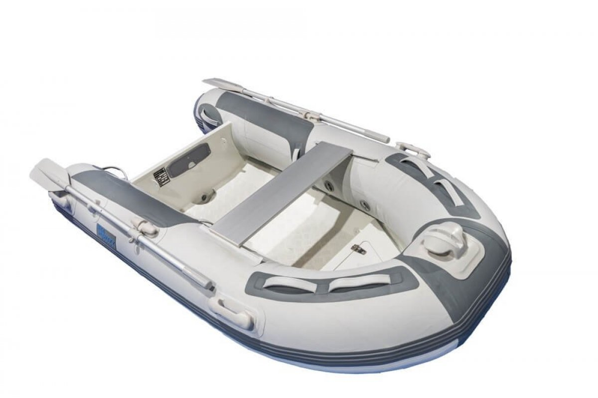 Sea Renity Marine 240 Aluminium Double Hull Rigid Inflatable