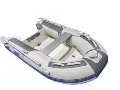 Sea Renity Marine 240 Aluminium Double Hull Rigid Inflatable