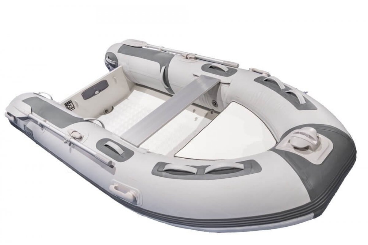 Sea Renity Marine 310 Aluminium Double Hull Rigid Inflatable