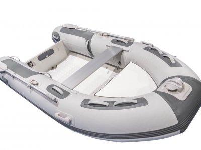 Sea Renity Marine 310 Aluminium Double Hull Rigid Inflatable