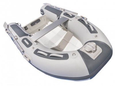 Sea Renity Marine 260 Fibreglass Double Hull Rigid Inflatable
