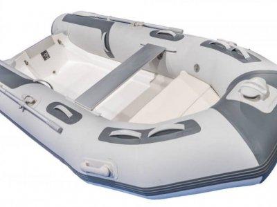 Sea Renity Marine 270 Fibreglass Double Hull Rigid Inflatable