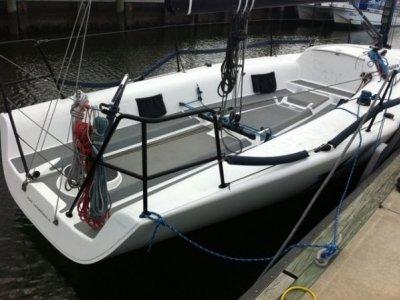 Melges 32 Sportsboat Super 11 Melges 32 race boat