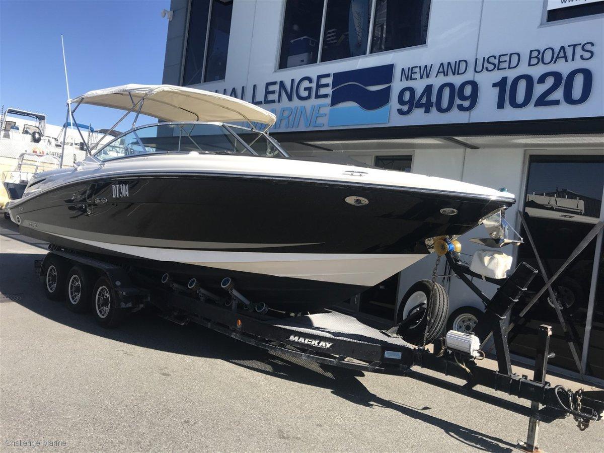 Sea Ray 270 SLX INC Trailer
