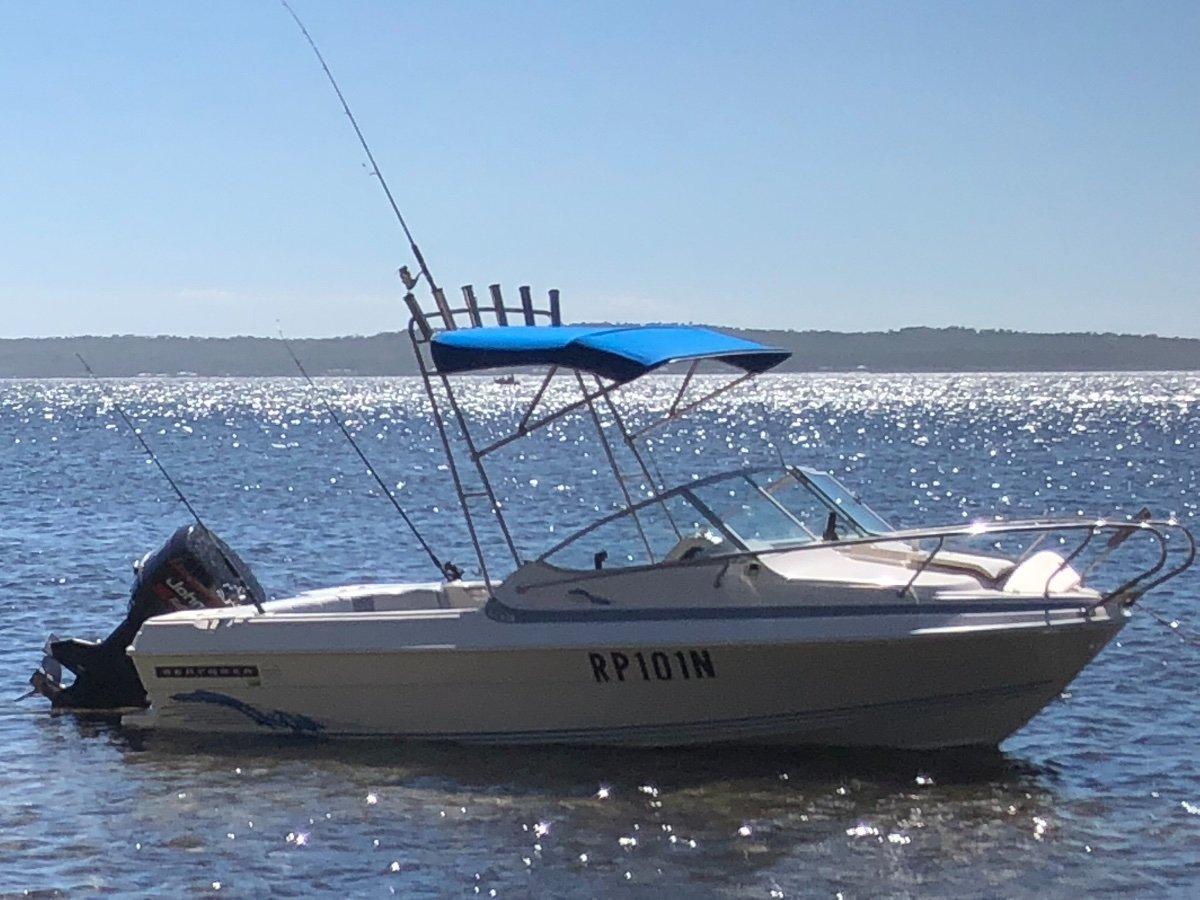 Seafarer Venus 5 0 1995: Power Boats   Boats Online for Sale