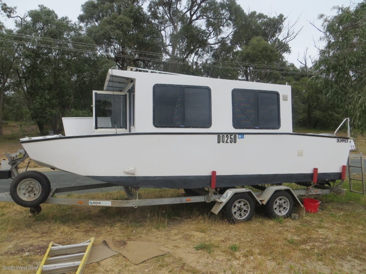 Custom: House Boats | Boats Online for Sale | Fibreglass/grp