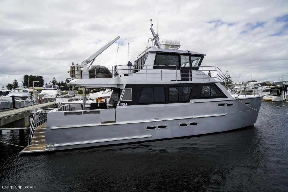 Gold Coast Ships Expedition Cat For Sale