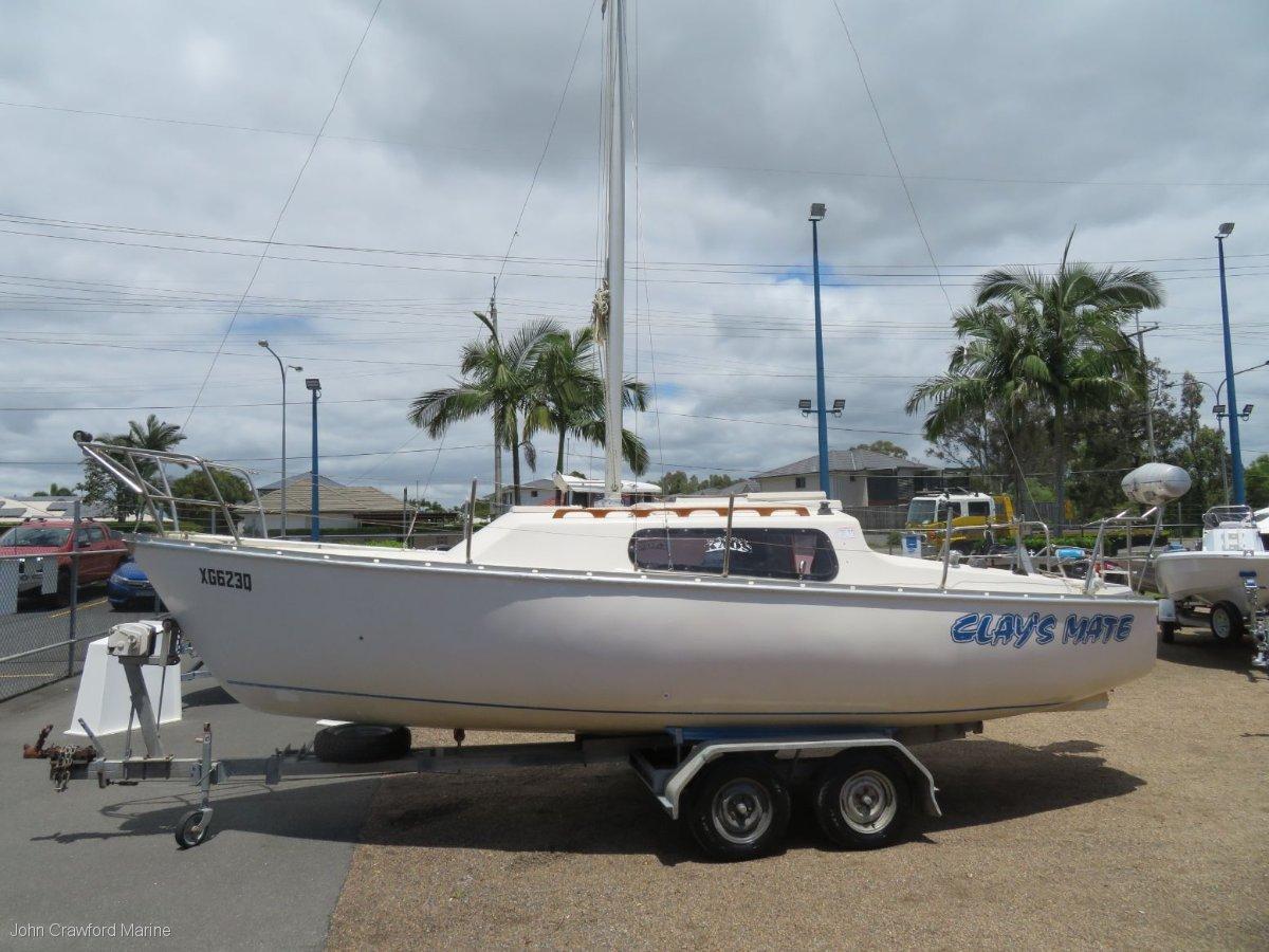 North Wind 7 Trailer Sailer