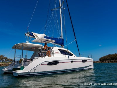 Leopard Catamarans 39 - 3 cabin Owners Version in Great Condition