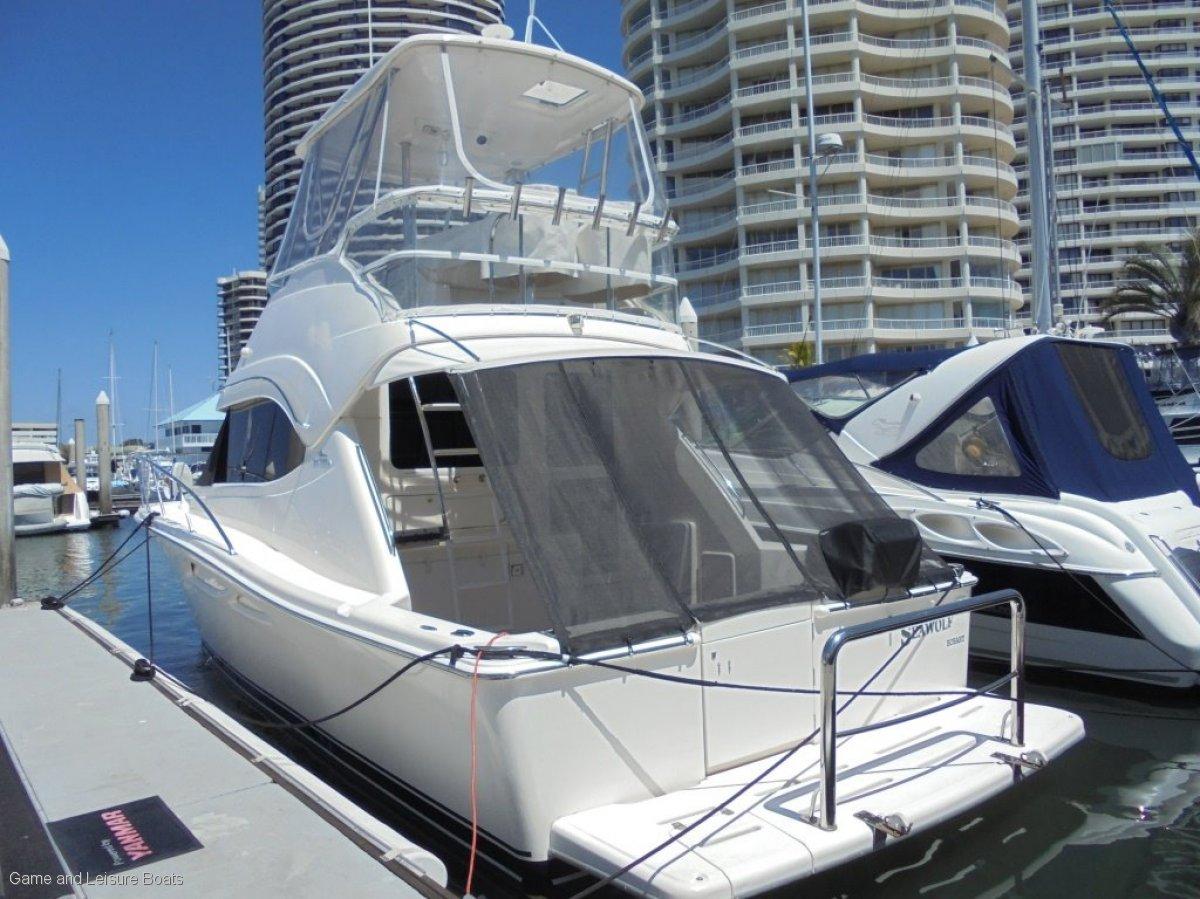 Riviera 37 Platinum