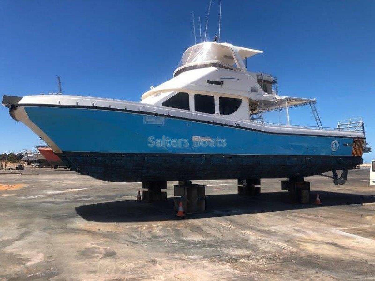 Cougar Cat 50' Dive Charter Catamaran